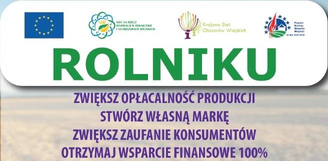 Nabór do Krótkich Łańcuchów Dostaw Żywności w ramach Działania Współpraca.
